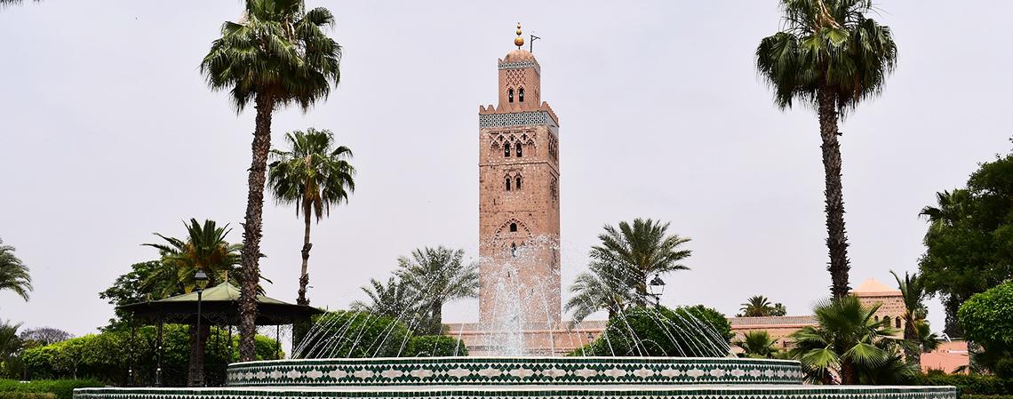 Visite Marrakech Monuments
